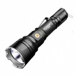 1x KLARUS XT12GT CREE LED XHP35 HI D4 1600 lumen fényszóró USB töltés 3600 mAh 18650 akkumulátorral