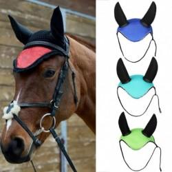 1x Ló fülvédő lélegző maszk lovaglás felszerelés