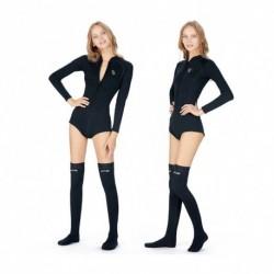 1x Slinx Női 2 mm neoprén meleg vizi sport búvár úszás zokni