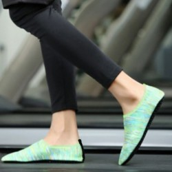1pár Zöld Strandcipő Felnőtt gyerek Búvár zokni Tengerpart strand csúszásmentes cipő