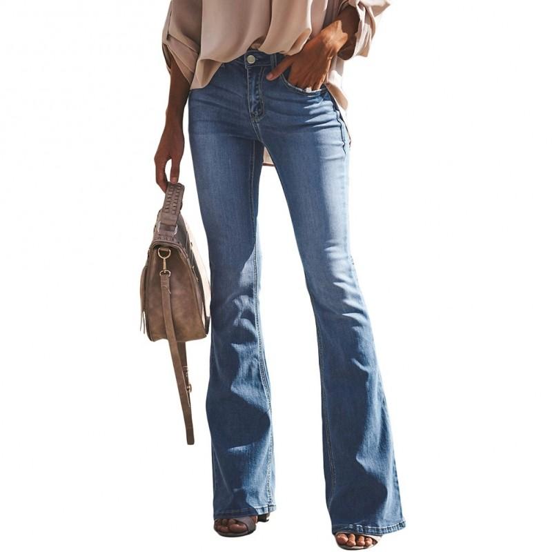 c4903b7180 1x divatos kék női nadrág