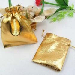 50db organza ékszer cukorka ajándék tasak