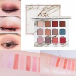 1x 12 színű szemhéjpúder szemhéjfesték smink paletta