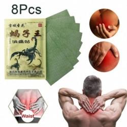 8db fájdalomcsillapító tapasz