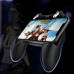 1x Új játékvezérlő vezeték nélküli joystick távirányító vezérlő Android IOS PUBG játékhoz L1R1