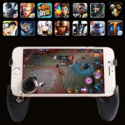 1x Új játékvezérlő vezeték nélküli joystick távirányító vezérlő okostelefonokhoz