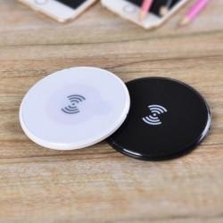 1x Qi vezeték nélküli töltő Slim töltőpad Samsung Note 8 S8   iPhone X 8 Plus
