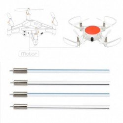 1x Xiaomi Mi Drone RC Quadcopter pótalkatrészek CW / CCW csiszolt motor Xiaomi MITU drón