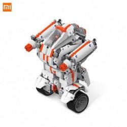 1x Xiaomi MITU DIY mobiltelefon-vezérlő önszerelő robot gyerekjáték ajándék