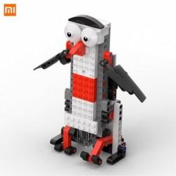 1x XiaoMi MITU STEAM Robot intelligens építőelem-készlet APP vezérlő Bluetooth robot gyerek járék