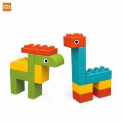 1x Xiaomi Mitu nagy állatkert építőelemek 61db oktatási játék kisgyerekeknek
