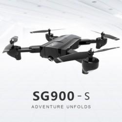 1x Légi jármű UAV intelligens nagyfelbontású kamera 720P kijelző távvezérelt jármű GPS