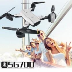 1x Globális Quadcopter RC Drón SG700 HD kamera Wifi FPV optikai (nincs WIFI, nincs kamera)