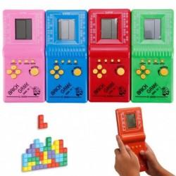 1x LCD Játék Klasszikus Vintage Tetris Tégla Kézi