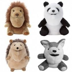 1x Oroszlán panda farkas töltött állat plüss játék gyerek felnőtt