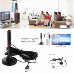 Antenna TV Digitális HD 200 mérföldes tartomány Skywire TV beltéri 1080P 4K 16ft-os koaxiális kábel