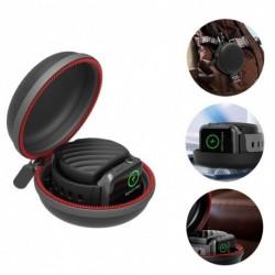 Hordozható töltő tartó Dock Iwatch tok sport kemény védő hordtáska Apple Watch töltő 1 2 3
