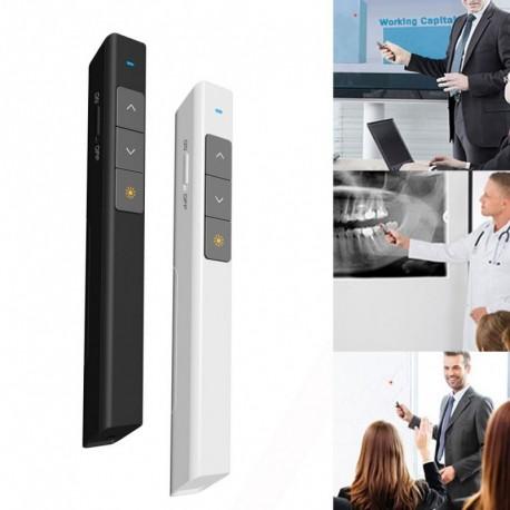 068fd1747cb5 1db USB RF vezeték nélküli piros lézernyomtatókkal Távvezérlő oldal PPT  Powerpoint