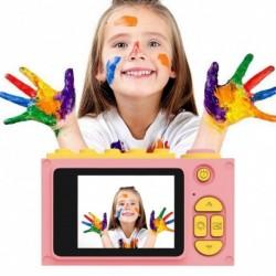 """8,0MP gyerek digitális fényképezőgép 2,0""""LCD mini kamera  születésnap / karácsonyi ajándék (vízálló)"""