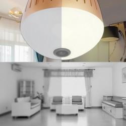 1080p HD 360 ° -os panoráma rejtett wifi IP kamera villanykörte otthoni biztonsági