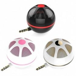 1x mobiltelefon audió hordozható mini audió erősítő hangszóró