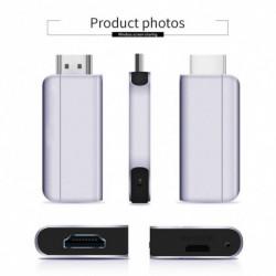 1x MiraScreen TV Stick HDMI anycast Miracast DLNA Airplay WiFi kijelző Windows Andriod IOS TVSK2