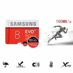 SAMSUNG EVO PLUS 32  Micro SD memóriakártya UHS-1 SDXC C10 100Mb / s