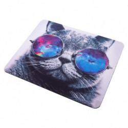 Napszemüveg macska cica  számítógép egér pad mat PC laptop