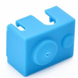 1PC E3d V6 fűtés alumínium blokk szilikon tok fedél szigetelés 3D nyomtató E3dV6 alkatrész