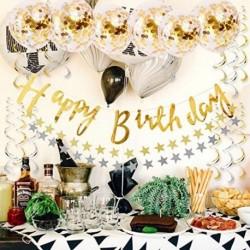 1x Parti buli születésnap zsúr ünnep dísz dekoráció kellék