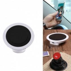 360 fokos mágneses vezeték nélküli gyors töltőautó iphonex / xs / xsmax