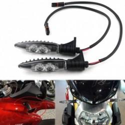 2db motorkerékpár LED-es irányjelző BMW S1000RR HP4 F800GS R1200R típushoz
