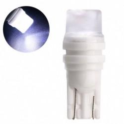 1db T10 W5W kerámia 3D LED vízálló ékszíj rendszámtábla világítás lámpa autóolvasó kupola izzó