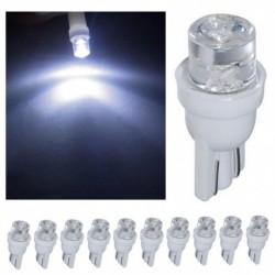 10db T10 Autó LED-es nappali fényszórók Autó lámpa 194 168 SMD W5W éles oldalsó izzó lámpa