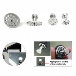4db alumínium ötvözet ragasztó húzó fül Festék nélküli javítóeszköz Autó karosszéria eltávolításához