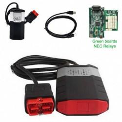 TCS CDP Auto OBD2 diagnosztikai eszköz Pro Plus Kits kulcs Bluetooth-os Autocom Autó teherautókhoz