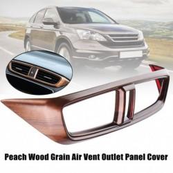 Őszibarack fa mintás  levegő szellőztető kimenet panel fedél trim  a Honda CRV CR-V 2017 2018