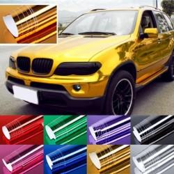 152x30cm DIY Autó teherautó PVC jég Vinyl Wrap test matrica ragasztó matrica filmlemez jármű