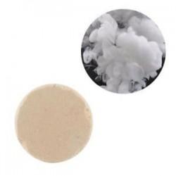 fehér. Színes füst torta bomba kerek hatás megjelenítése mágikus fotózás színpadi támogatás játék ajándék