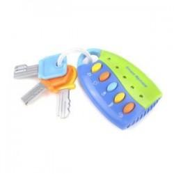 Zöld. Baba Kid zenei intelligens távirányító autó kulcsjáték autóhangok Pretend játék oktatási játékok