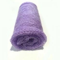 Lila. Hot újszülött Swaddling takaró aranyos fényképezés Prop Soft Wrap Szőnyeg ajándék