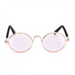Rózsaszín. Kutyák macska szemüvegek Napszemüvegek Szem kopásvédelem Pet Cool szemüveg Pet New