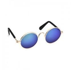 Zöld. Kisállat kutya szemüveg kisállat kis kutya szemhéjfesték kiskutya napszemüveg fotók props