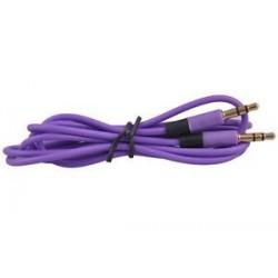 Lila. Lila. 1PC 3,5 mm-es férfi-férfi audio sztereó Aux-hosszabbító kábel kábel iPhone iPod JP-hez