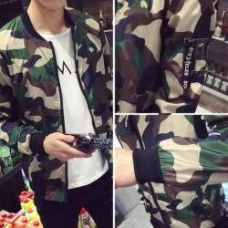 1x Férfi divatos kényelmes felső M-5XL katonai stílus