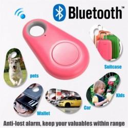 Bluetooth 4.0 GPS Tracker Locator Intelligens riasztás Elvesztett eszköz Önarcképes hangrögzítő