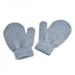 Téli kesztyű kisgyermek gyerekek baba fiú lány aranyos puha kötés ujjatlan meleg kesztyű