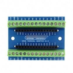 Nano terminál Adapter  Arduino Nano V3.0 AVR ATMEGA328P-AU modul
