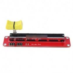 10K lineáris potenciométer modul Dual kimenet Arduino AVR elektronikus blokk