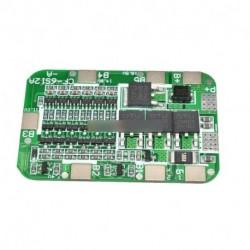 6s 15A BMS védelem Edelbrock 6 csomag újratölthető lítium 18650 akkumulátor cella
